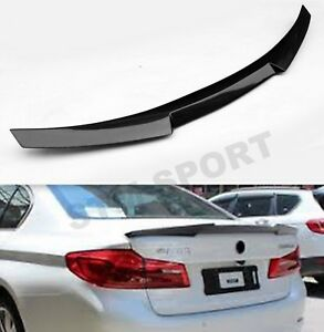 research.unir.net BMW ABS F10 V STYLE BOOT SPOILER WING TRUNK M5 ...