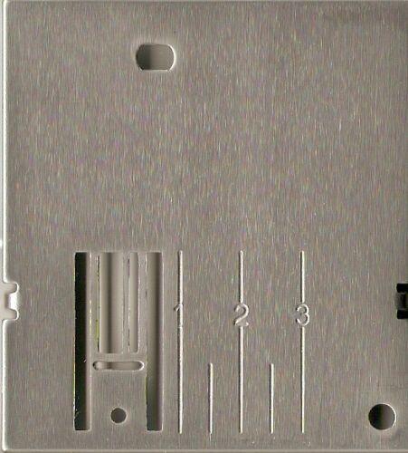 Stichplatte für Pfaff 6000