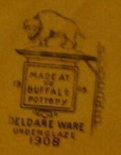 Buffalo Pottery Deldare Ware Tankard Hunt Fox