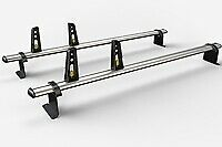 Vauxhall Combo Van 2012-2018 VG284-2 2 Bar Heavy Duty Aluminium Roof Rack
