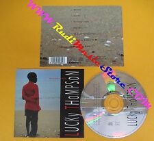 CD LUCKY THOMPSON Yesterday's Child 1994 France MUSIDISC no lp mc dvd (CS52)