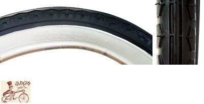 "2 x PAIR CST Tracer Street Kids Bike Tyres Tires 18 x 1.75/"" Black"