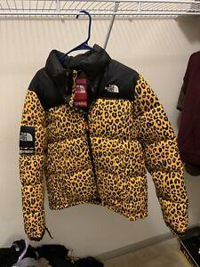Supreme X North Face Leopard Jacket | EBay
