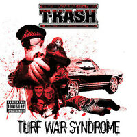 T-k.a.s.h. - Turf War Syndrome [new Cd] Explicit on sale