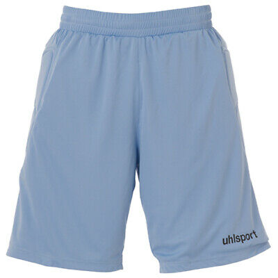 Uhlsport Reversible Wende Torwart Fußball Hose Shorts 100554702 Blau Neu Moderater Preis