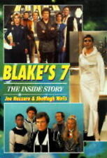 """Blake's 7"": The Inside Story, Very Good Condition Book, Wells, Sheelagh, Nazzar"