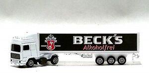 Beck ´s -nr.01 -volvo F12 Sz- Alkolfrei - Kw (emballage D'origine) Neuf