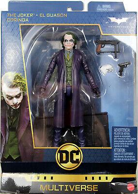 """Mattel DC Multiverse Deluxe 6/"""" DARK KNIGHT JOKER BATMAN PENGUIN WAVE 3 IN STOCK"""