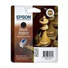 Epson T05114010 Tintenpatrone schwarz - Tinte