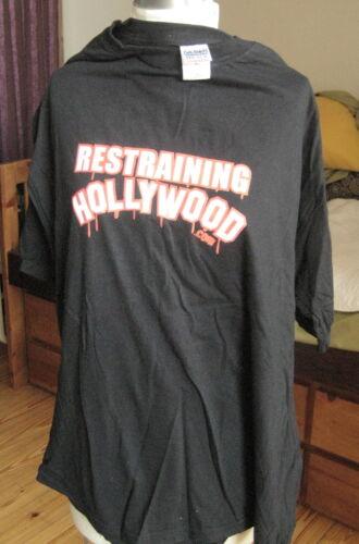 T-Shirt RESTRAINING HOLLYWOOD - Dripping Blood tee - XXL