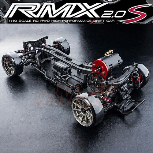 MST RMX 2.0 S 1:10 RWD Electric Shaft Driven Drift RC Cars Kit On Road  532161