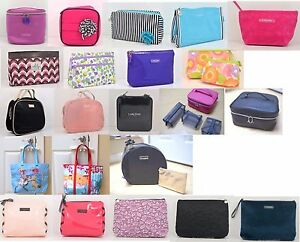 Image Is Loading Lancome Clinique Estee Lauder Cosmetic Bag Pouch Case