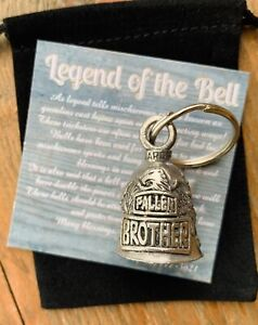 Indian GUARDIAN Bell of Good Luck gift fortune pet keychain American Indian