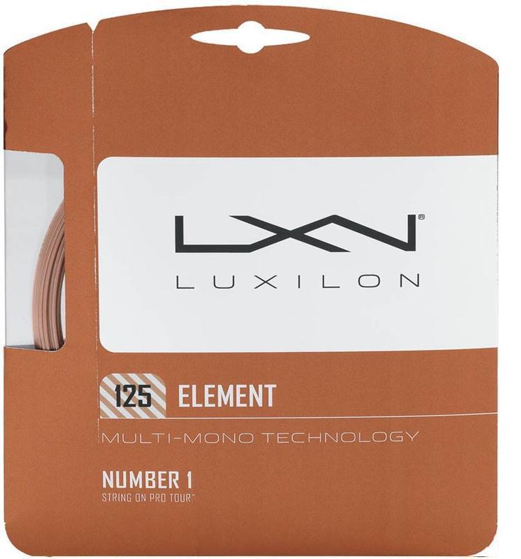 Corde multimono Tennis LUXILON Element 1,25 n.4 matassine 12m multimono Corde b5e55b
