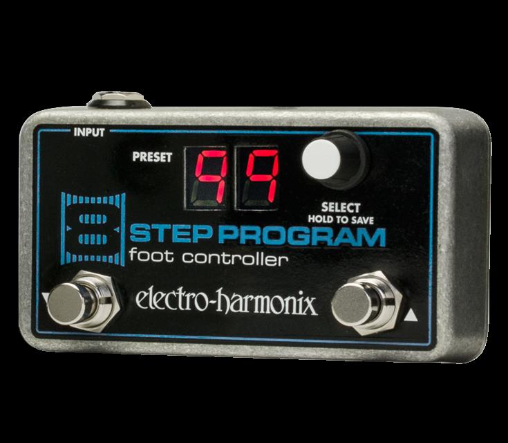 Electro Harmonix 8 Step Program Foot Controller, Brand NEW NEW NEW in Box a0864e