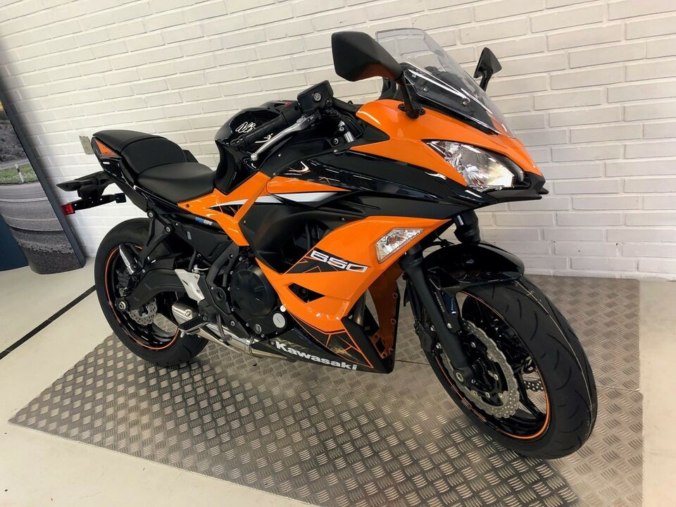 Kawasaki, Ninja 650, ccm 649