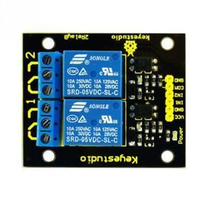Keyestudio-Dual-Relay-Shield-Module-Board-for-Compatible-Video-PDF