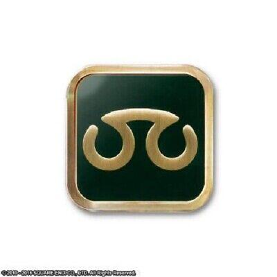 NEW Square Enix Final Fantasy XIV Job Pin Badge Scholar from Japan