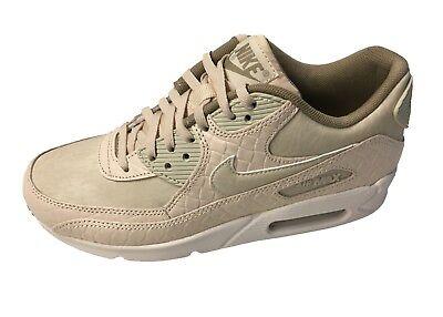Nike Air Max 90 PRM 443817 105 Damen Sneaker Schuh NEU Beige | eBay