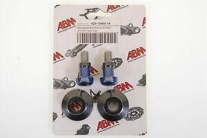 ABM Montageständeraufnahme BOBBIN 429-15460-14 10 mm Blau NEU