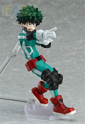 My Hero Academia Midoriya Izuku Figma 323# 14cm Figurine Statue No Box