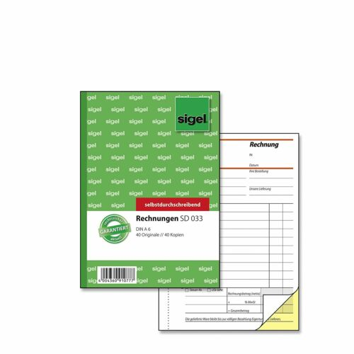 Sigel Formularbuch KG429 SD017 SD131 KA515 SD007 SD033 SD133 SD032 SD131 SD132