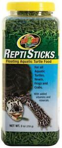 Zoo-Med-Reptisticks-Floating-Aquatic-Turtle-Food-9-Ounces