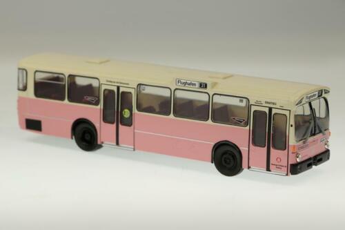 Brekina 10163 MB O305 Schnellbus Wg 6210 Hamburger Hochbahn AG H0 1:87