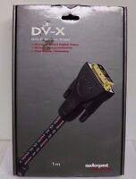 Audioquest Dv-x 1m (3.3 Ft) Dvi Video Cable