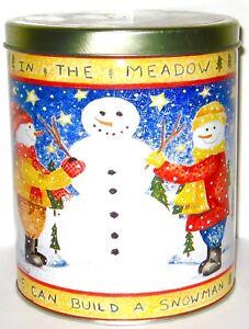 Little Dutch Boy Bakery Shortbread Cookies Christmas Tin Ebay