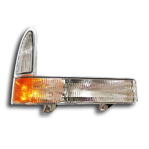 Fits 02 05 Ford Excursion F Series Sd Passenger Right Signal Parking Light Rh Ebay