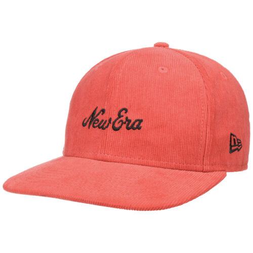 NEW ERA 9Fifty Cord Brights Cap Snapback Basecap Baseballcap Flat Brim