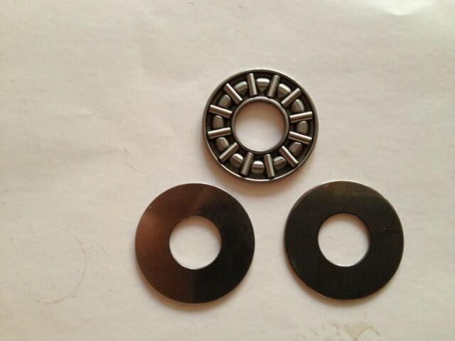 AXK1226 Thrust Needle Roller Bearing With Two Washers 12mm x 26mm x 2mm