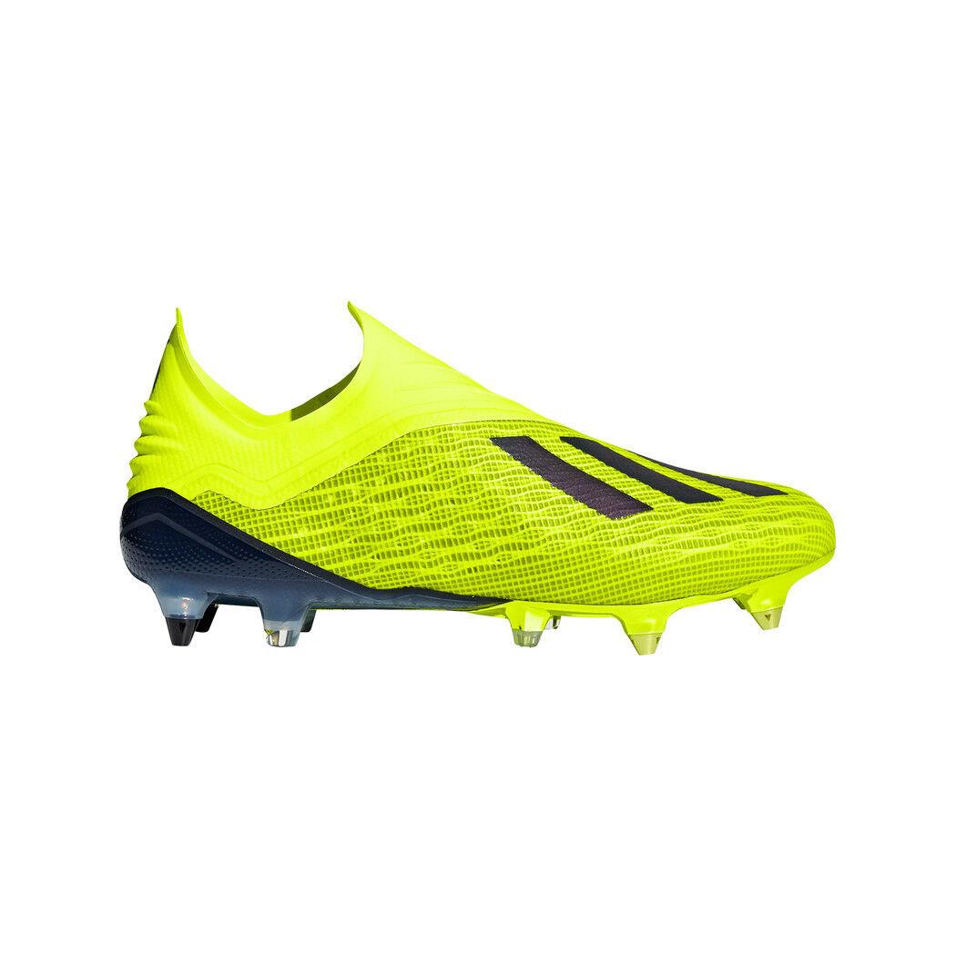 Adidas X 18+ SG gelb   schwarz  | Genial