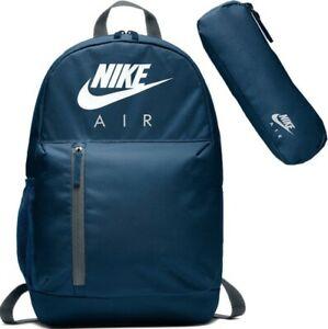 Nike École Air Dos Et Gym À Sac Trousse Élémentaire H9I2ED
