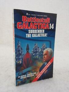 Larson & Thurston BATTLESTAR GALACTICA 14 Surrender The Galactica! 1988 Ace 1st