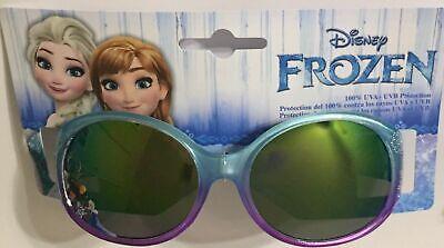 Girls Frozen Disney Princess Elsa Sunglasses Polycarbonate Shatter Resistant