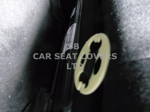 Auto Sitzbezüge,Bo-1 Grau Sport Netz Passend für Renault Kangoo I