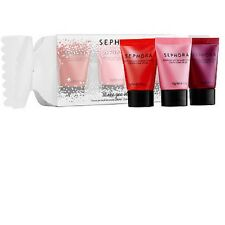 SEPHORA MAKE YOU BLUSH!~ MINIATURE COLORFUL CHEEK INK GEL TRIO~ NEW IN PACKAGE