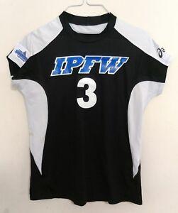 Women-039-s-Asics-Centerline-Ft-Wayne-IPFW-Mastodons-Volleyball-Uniform-Jersey-Shirt