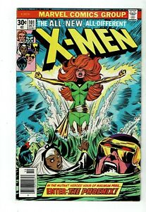 Uncanny-X-Men-101-VG-FN-5-0-1st-Appearance-of-Phoenix