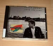 CD Album - Bryan Adams - Into the Fire : Heat of the Night ...