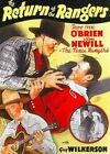 Return of The Rangers With Jim Newill DVD Region 1 089218556097
