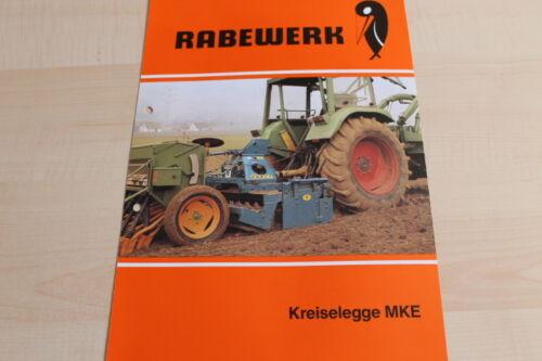 144420 Rabewerk Kreiselegge MKE Prospekt 04//1984