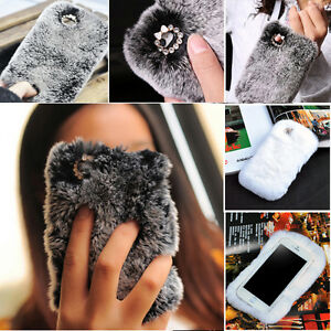 Cute Winter Warm Furry... Apple Iphone 5s Cute Case