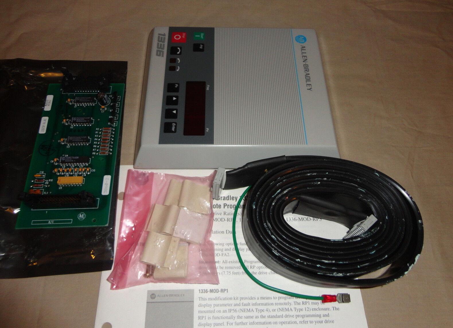 Allen-dley 1336-mod-rp3 Program Module Spare Parts for D370111 on