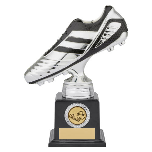 Silver Striker Premium Football Trophées Football BOOT AWARD Gravure Gratuite