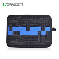 Ugreen Digital Device Organizer Travel Storage Bag Fr Phone Tablet Cable Charger