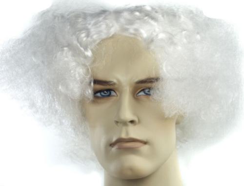 White Wig Doc Brown Back to Future Mark Twain Albert ...