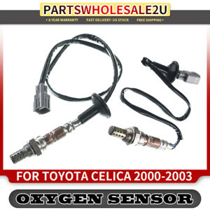 Oxygen O2 Sensor Downstream for 2000-2005 Toyota Celica
